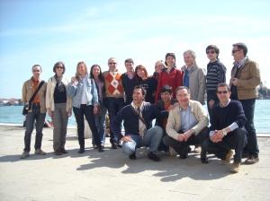 il discanto a venezia, aprile 2009