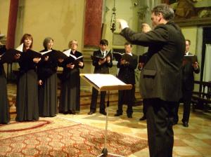 concerto a venezia, s. maria mater domini, aprile 2009