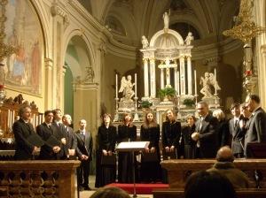 concerto di natale 2008, costa lambro MB
